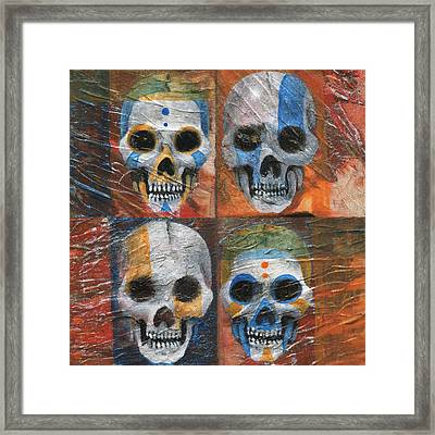 Ministers Framed Print by KD Neeley