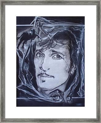 Willy Deville - Coup De Grace Framed Print