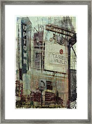 Minneapolis Area Collage Framed Print by Susan Stone