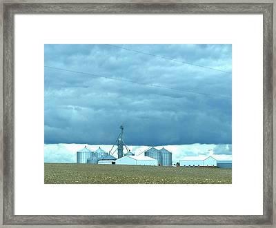 Southern Minnesota Framed Print