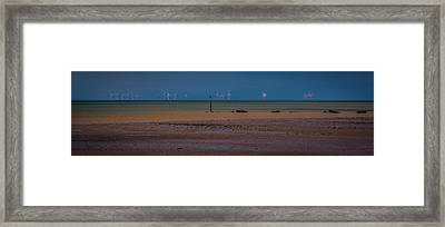 Minster Isle Of Sheppey Framed Print