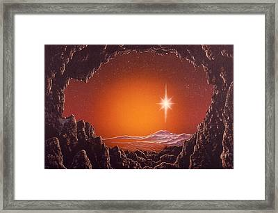 Mira Framed Print by Don Dixon