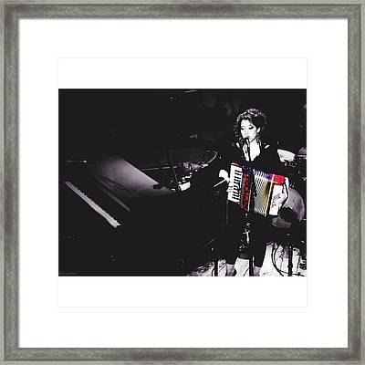 Mira Stroika - - - take Two Cups Of Framed Print