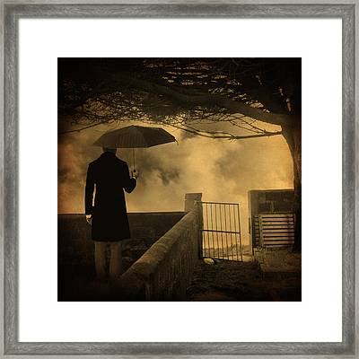 Miracle Framed Print by Taylan Apukovska