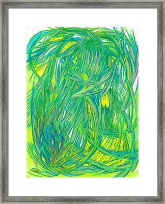 Miracles Framed Print by Kelly K H B