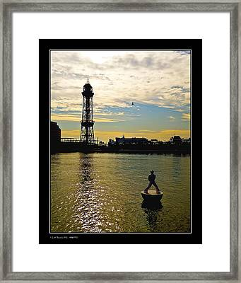 Framed Print featuring the photograph Miraestels by Pedro L Gili
