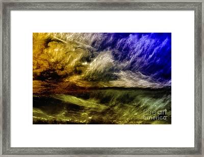 Mirage Framed Print by Gerlinde Keating - Galleria GK Keating Associates Inc