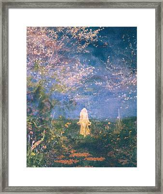 Framed Print featuring the photograph Mirage by Judith Morris