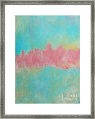 Mirage Framed Print by Kate Marion Lapierre