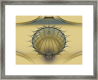 Mirage Framed Print by Phil Clark