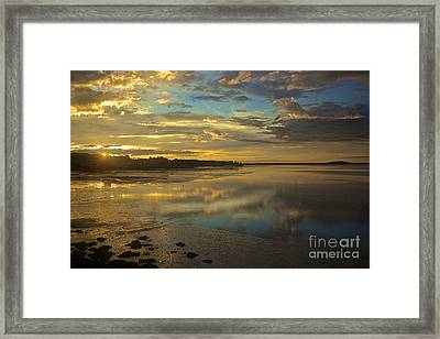 Mirror Image Framed Print by Amazing Jules