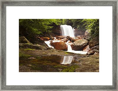Mirror Image II Framed Print by Mike Lang