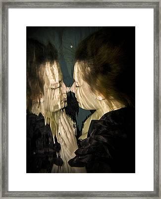 Mirror Mirror Framed Print by Don Krajewski