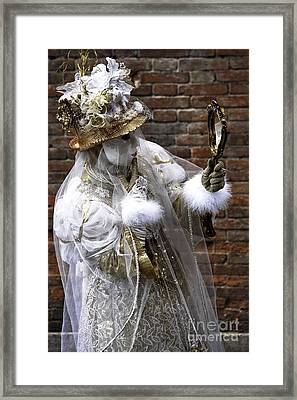 Mirror Mirror Framed Print by John Rizzuto