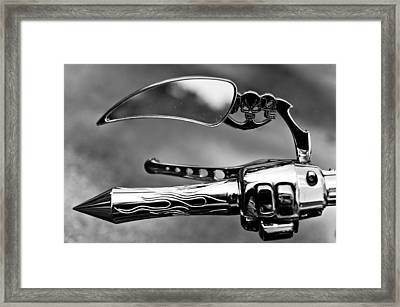 Mirror Mirror  Framed Print by Off The Beaten Path Photography - Andrew Alexander