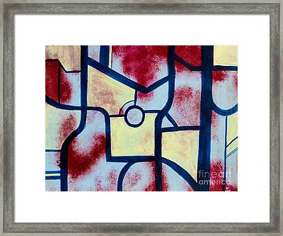 Misconception Framed Print