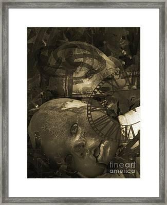 Misfit Toys Framed Print by Robert Ball
