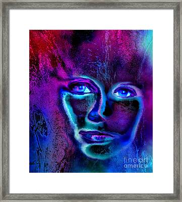 Misguided Framed Print