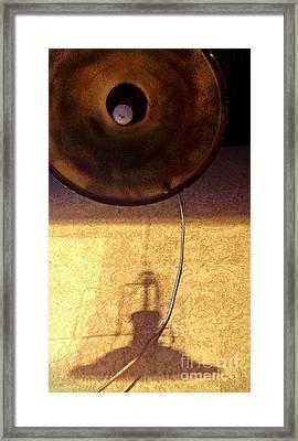 Misperception Framed Print by James Aiken