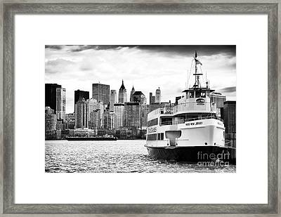 Miss New Jersey Framed Print by John Rizzuto