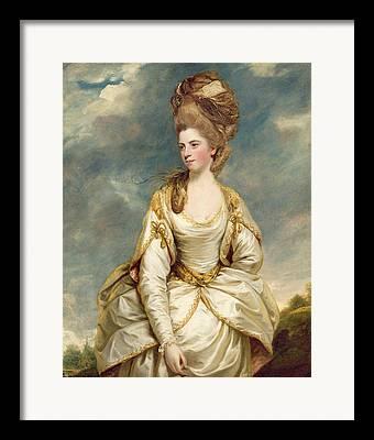 1777-78 Framed Prints