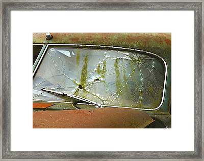 Missed Framed Print by Jean Noren