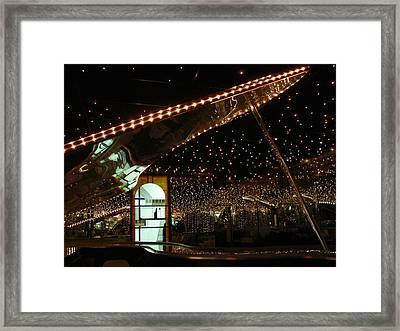 Missing Liberace Framed Print by Steve Brown