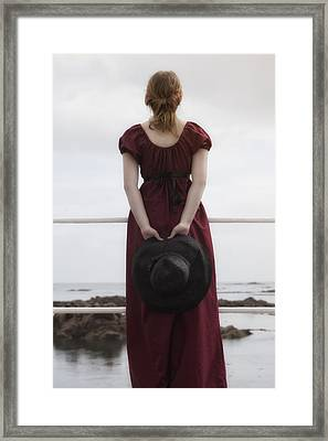Missing You Framed Print by Joana Kruse