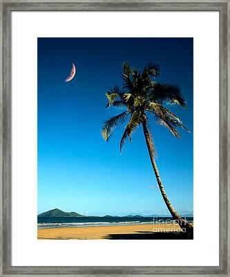 Mission Beach, Australia Framed Print