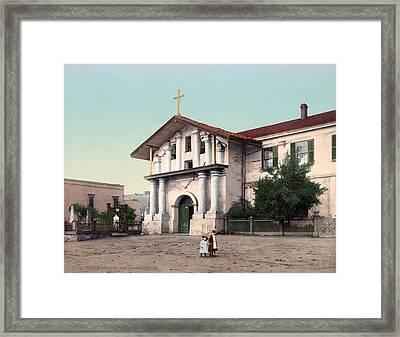 Mission Dolores, C1898 Framed Print by Granger