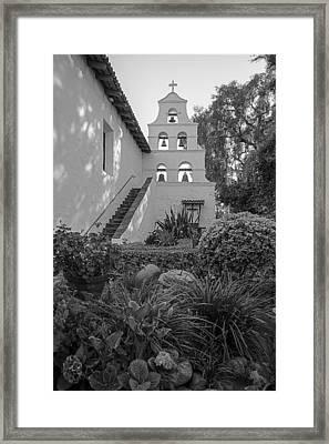 Mission San Diego De Alcala II Framed Print