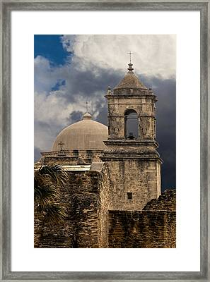 Mission San Jose II Framed Print