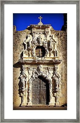 Mission San Jose No 1 Framed Print by Stephen Stookey