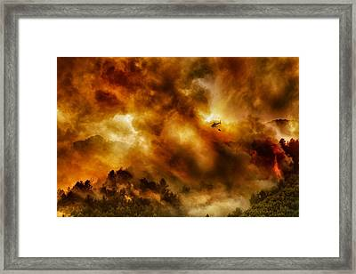 Missione Impossibile... Framed Print