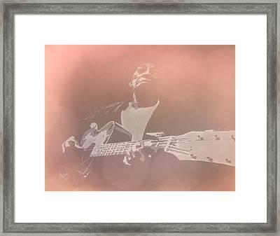 Mississippi John Hurt 2 Framed Print