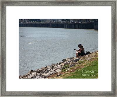 Mississippi Queen Framed Print by Kevin Croitz