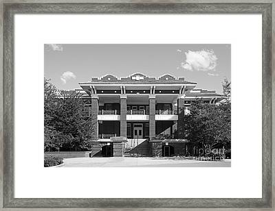 Mississippi State University Y.m.c.a Building Framed Print by University Icons
