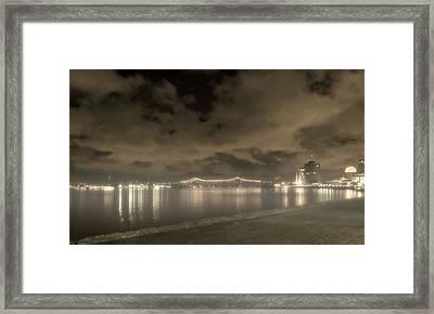 Mississippi Framed Print by Stellina Giannitsi