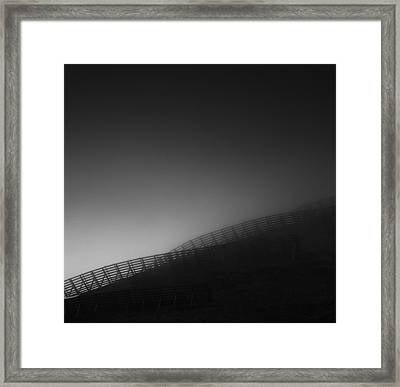 Framed Print featuring the photograph Mist by Frodi Brinks