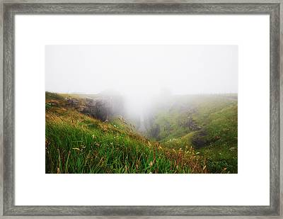 Framed Print featuring the photograph Mist by Laura Melis