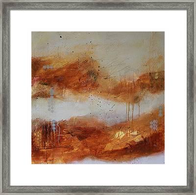 Mist #1 Framed Print by Lauren Petit