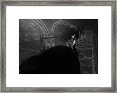 Misterioso Framed Print