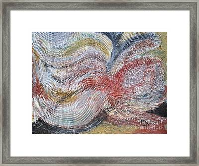 Mistified Framed Print by Julie Crisan