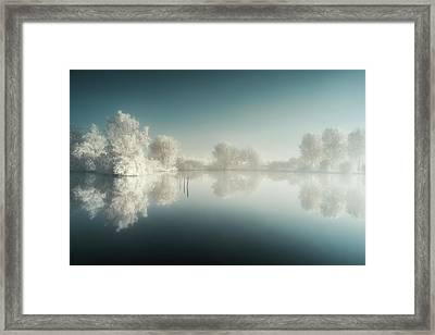 Mist'ir Light Framed Print