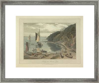 Mistley Framed Print by British Library