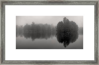 Misty Reflections Framed Print by Patrick Jacquet
