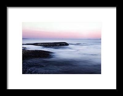 Seashore Framed Prints