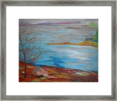 Misty Surry Framed Print