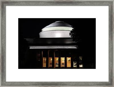 MIT Framed Print by Juergen Roth