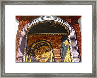 Mitchell Corn Palace - 03 Framed Print by Gregory Dyer